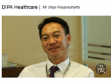 Exclusive interview President Director of DIPA Healthcare with Global Business Guide Indonesia