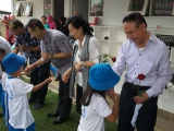 The 70th Indonesian Independence Day: Dipa's CSR activity at PAUD/TK Cipta Ceria - Pamulang