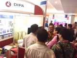 DIPA Exhibition in 11th Annual Scientific Meeting of Indonesian Society of Radiology