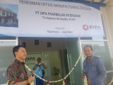 The Inauguration of the Factory Office Majalengka